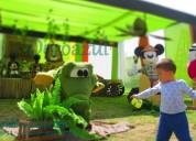 ¡¡decoracion safari de mickey mouse  !! - decoazul 940989154