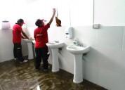 Personal de limpieza  991764117 para empresas, clínicas, centros comerciales, oficinas