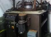 Vendo 4 maquinas de telas para polos sin costura tallas s-m-l-xl $12,000 dolares cada una