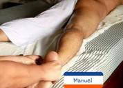 Masajes/sexo para pasivos discretos
