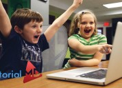 Computación para niños, verano 2018