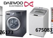 Servicio tecnico lavadora secadora daewoo 4476173