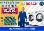 (al mejor precio) reparaciones de lavadoras (bosch) en san luis-2761763