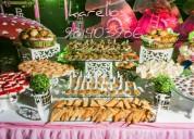 Catering,buffet,bocaditos salados y dulces