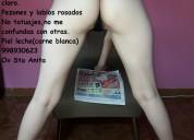 Diosas blanconas reales : enyel y cata en el ov sta anita 933524318 o al 998930623