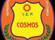El mejor colegio de villa el salvador - colegio cosmos