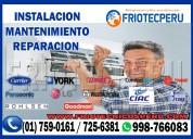 Fallas en tu aire acondicionado 7250161 servicio tecnico en lince
