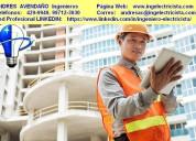 Protocolo de pozos a tierra certificados, ing. electricista colegiado