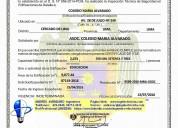 Certificados de defensa civil, cert. seguridad en edificaciones, lic. funcionamiento, tf. 99712-3030