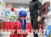 Show infantil de ladybug  en ate vitarte -  baby kids party  945369375