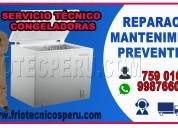 Tecnicos de refrigeracion comercial – congeladoras -7590161 en surco