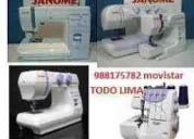 Servicio tecnico de maquinas de coser
