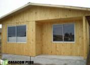 dormitorio de madera precios