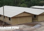 Oficinas de madera prefabricadas