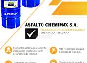 Venta de asfalto liquido rc 250 emulsion asfaltica c/s polimeros