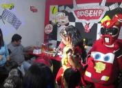 Shows infantiles 991764117 américa show solo éxitos fiestas