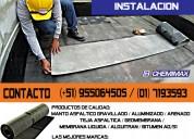 ImpermeabilizaciÓn de techos, azoteas, jardineras, asfalto rc250