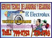«lince»7378107»mantenimiento correctivo electrolux de lavadoras