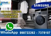 Servicio técnico samsung 2761763 a su domicilio la molina