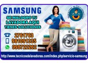 Samsung 2761763 reparación de linea blanca (lavadoras)rimac