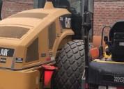 venta y alquiler de rodillo compactador 12 toneladas