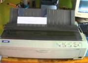 Se alquila impresoras matriciales