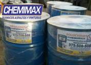 venta del mejor asfalto rc250, x galÓn y cilindro, bitÚmen, brea