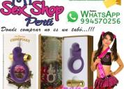 Anillos para el pene, sin secretos sexshop en lima tlf: 01 4724566 - 994570256