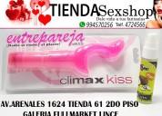 Dildo doble con perlas anales smoothy prober sexshop peru tlf: 01 4724566 - 994570256