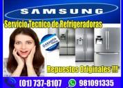 7378107≈centro técnico de refrigeradoras samsung en barranco