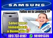 7378107 •samsung• servicio técnico de lavadoras tromm en lince