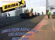 Venta de asfalto en caliente por cubos, a nivel nacional.