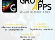 Apps soluciones, gruva