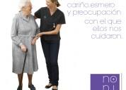 Servicio de enfermería a domicilio para adultos mayores