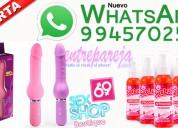 Purity pink vibrador ideal para clitoris y vagina tlf.: 01 4724566 - 994570256
