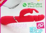 Luxe luxe rabbit pink vibrador rabbit sexshop tlf: 01 4724566 - 994570256