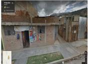 Vendo lote urbano en la ciudad de cajamarca av. tupac amaru n° 786