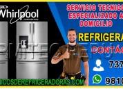 Calidad//7378107//centro técnico de refrigeradoras whirlpool en breña