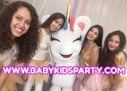 Show  infantil de los unicornios  . baby kids  party  945369375