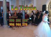 """Orquesta; de mÚsica variada para matrimonios cumpleaÑos en lima peru """""""