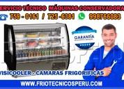 Profesionales en reparación de //  maquinas exhibidoras // 7590161 en miraflores