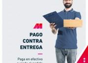 Tarjetas personales con servicio delivery gratis a todo lima