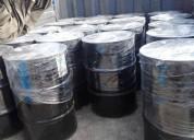 Alquitran de hulla, en cilindro de 55 gln, telf. 7820233.