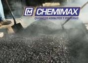 Venta de asfalto en caliente x volquete, asfaltado de pistas en lima y provincias- chemimax!