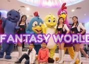 Show  infantil en ate  vitarte  -  fantasy world . 958889491
