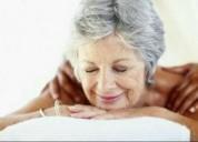 masajes relajantes, descontracturantes; etc.
