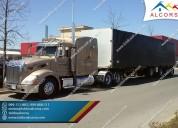Toldos y tolderas para camiones en lima