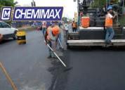 Asfaltado de pistas, slurry seal, parches y bacheos, asfalto rc250, mc30, pen 60.70