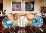 Vitrofusion peru lima piezas únicas mercado en línea de productos diseñados por artistas glady