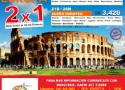 Aprovecha nuestras super promociones turÍsticas!!!